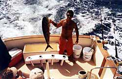 fishing playa del carmen mexico